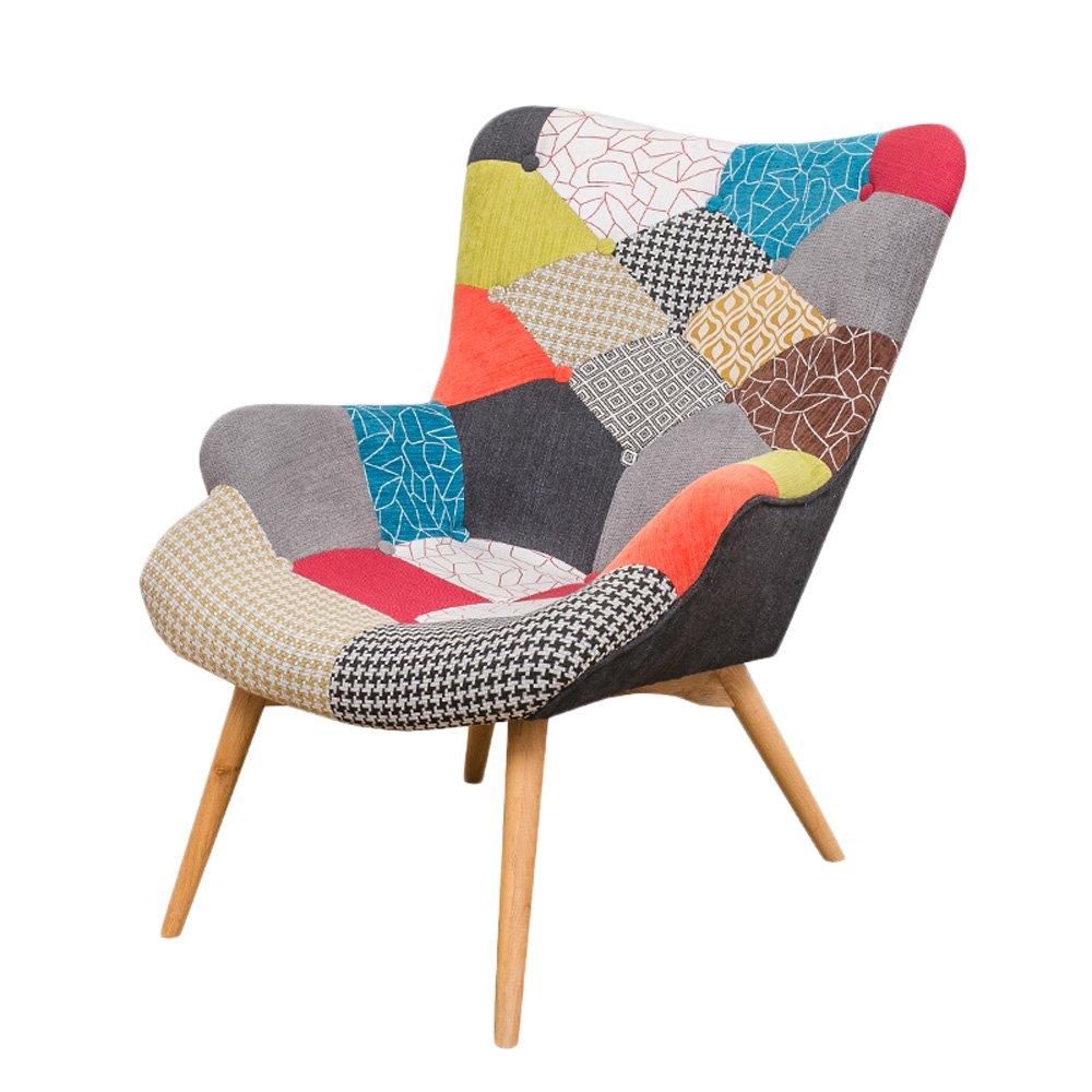 Amazon.com: Parkson ment-Sofas Lazy Sofa, Nordic Single ...