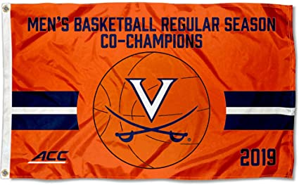Virginia Cavaliers 2019 Mens NCAA Basketball Champions Pennant College Flags /& Banners Co
