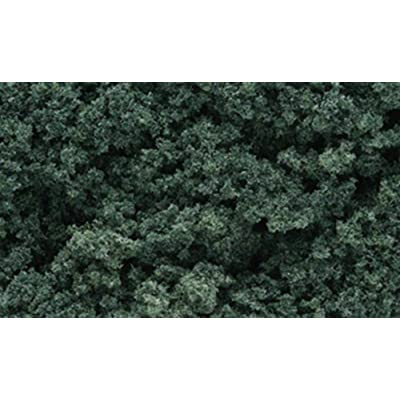 Dark Green Foliage Clusters Woodland Scenics: Toys & Games