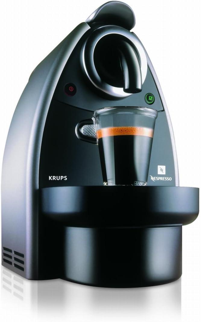 Nespresso Essenza XN2105 Krups - Cafetera monodosis (19 bares, Automática y programable, Modo ahorro energía): Amazon.es: Hogar