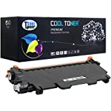 Cool Toner XXL 5,200 Pages High Yield Toner Cartridge Compatible TN-2320 TN-2310 for Replacement for Brother HL-L2300D HL-L2340DW HL-L2360DN HL-L2365DW DCP-L2500D DCP-L2520DW DCP-L2540DN MFC-L2700DW MFC-L2720DW MFC-L2740DW, Black, 1 Pack Compatible TN2320 TN 2320