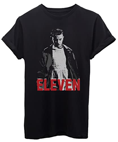 T-Shirt ELEVEN UNDICI 11 STRANGER THINGS – SERIE TV – by iMage