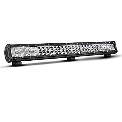 "28"" LED Light Bar TURBO SII 180W Spot Flood Combo LED Bar Offroad Driving Light LED Work Light for Polaris ATV UTV Jeep Trucks Boat,1 Year Warranty: Automotive"