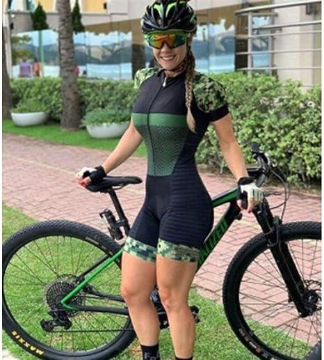 Details about  /Womens Cycling Jersey Shirt Bib Shorts MTB Sports Uniform Summer Bike Outfits