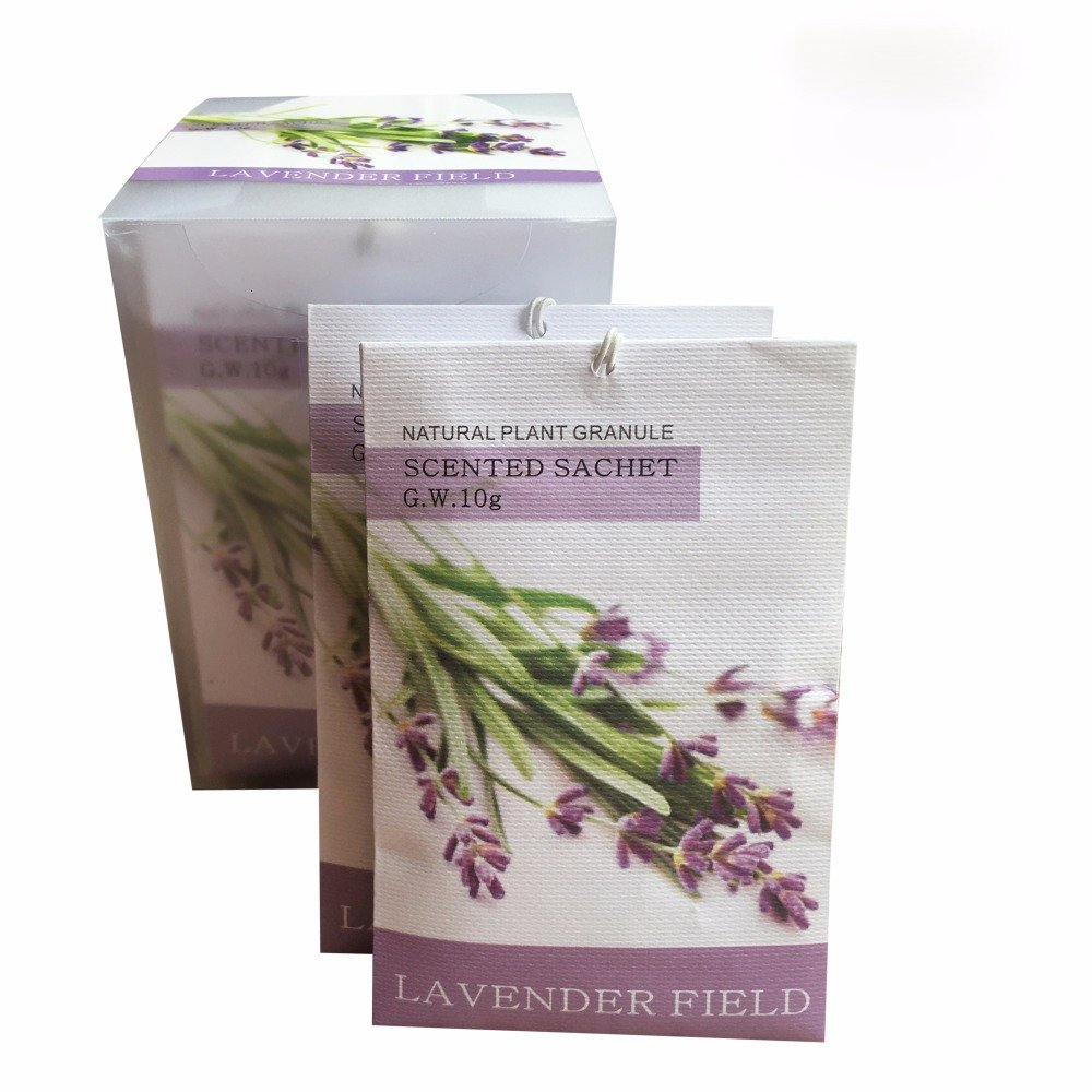 Pack of 12 Moth Repellent Sachets With Natural Lavender Anti Moth for Closets Clothes Freshener and Drawers Cupboards Storage