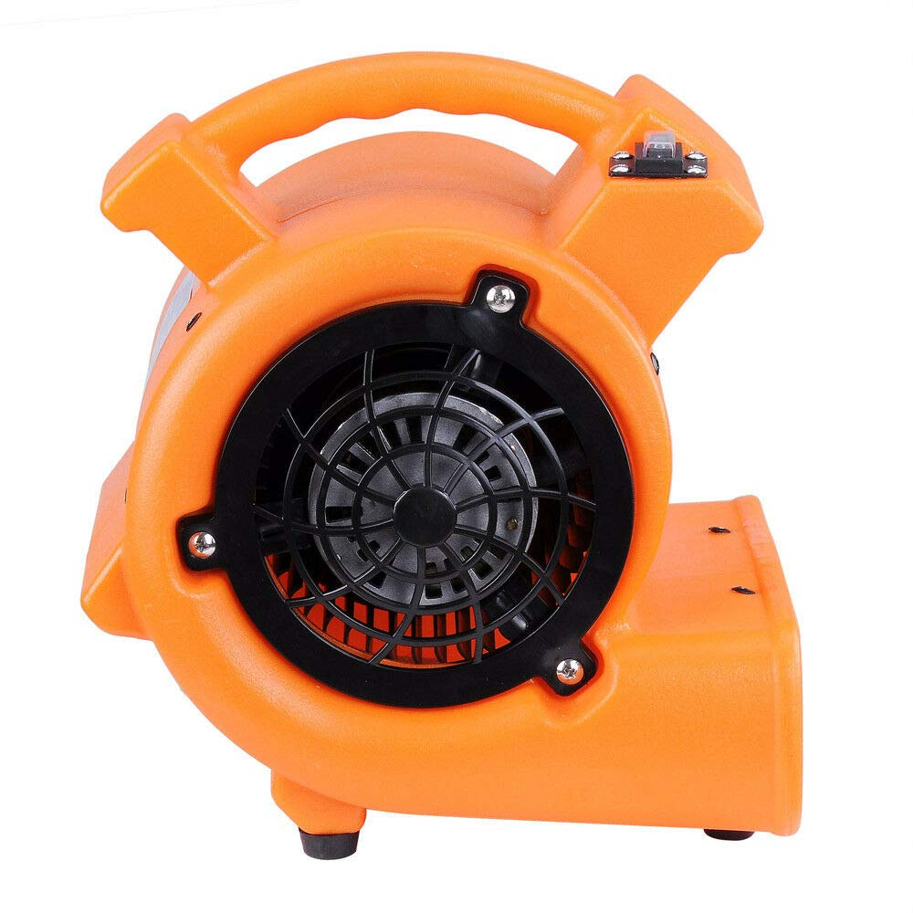 zosco Commercial Air Mover Blower Carpet Dryer 349CFM Floor Drying Industrial Fan CE