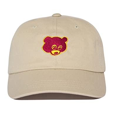 b1101ac7533 Image Unavailable. Image not available for. Colour  Kanye West College Dropout  Bear Hat ...