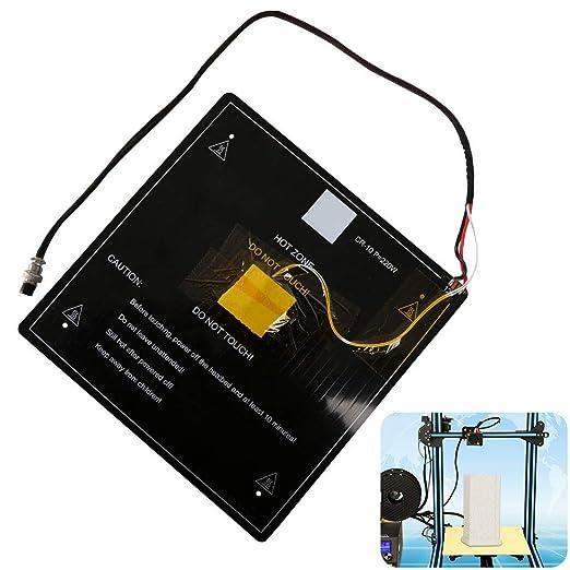 Cama térmica para impresora 3D, accesorios para impresora 3D ...
