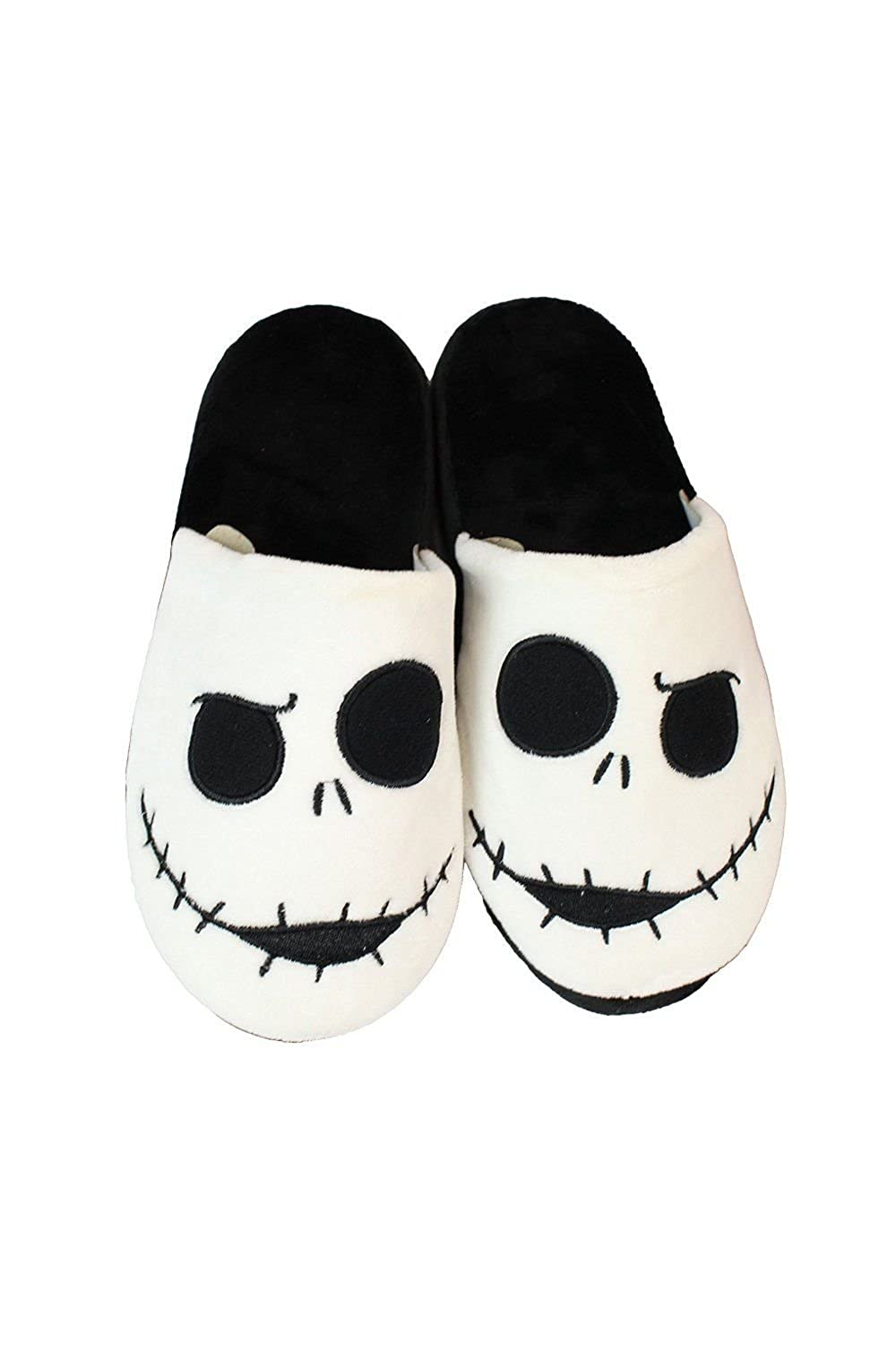 Amazon.com: Nightmare Before Christmas Jack Slippers: Clothing