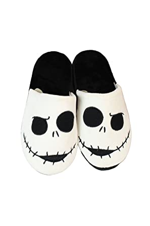 nightmare before christmas jack slippers