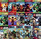 img - for LEGO  Action and Adventure Value Pack : 15 Books From the Following Series: Legends of Chima / Ninjago / Star Wars / DC Universe Super Heroes / Titles Listed in Description book / textbook / text book