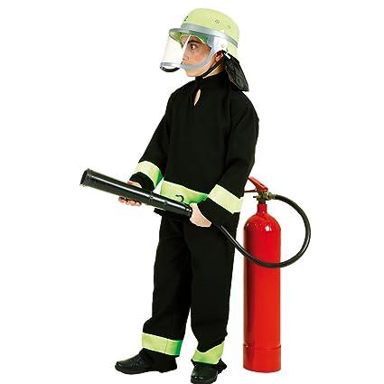 disfraz bombero traje de combate cuerpo de Bomberos de ...