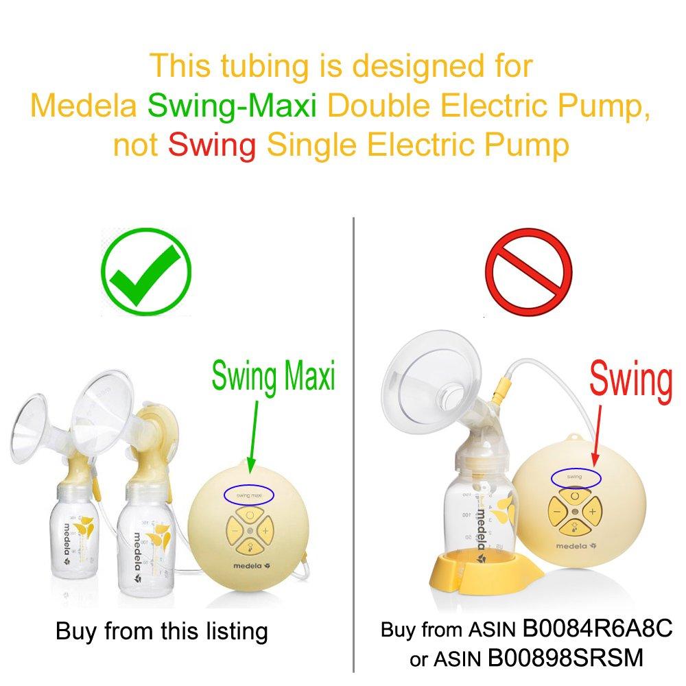 Maymom Tubing Set For Medela Swing Maxi Breastpump Buy Online In