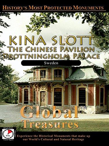 - Global Treasures - Kina Slott - The Chinese Pavilion Drottningholm Palace - Stockholm, Sweden