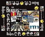 The Beatles Vinyl Covers Jigsaw Puzzle 1000 pcs by Susan Prescot Games Ltd