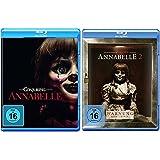 Annabelle Teil 1+2 [Blu-ray Set]