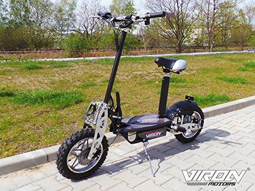 Elektro Scooter 1000 Watt E-Scooter Roller 36V / 1000W Elektroroller - Viron V.7