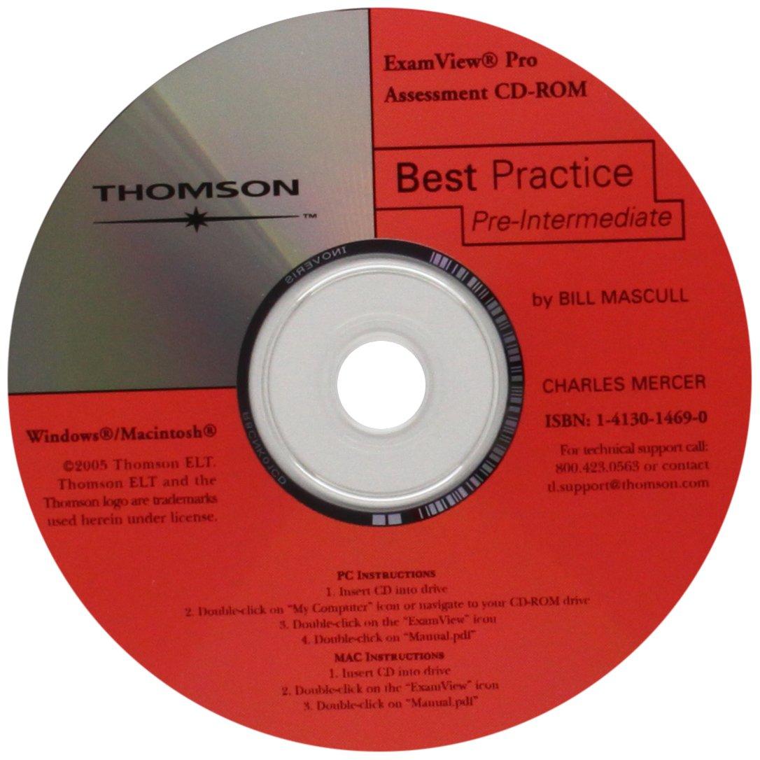 Download Best Practice: Pre-intermediate - Examview CD-Rom PDF