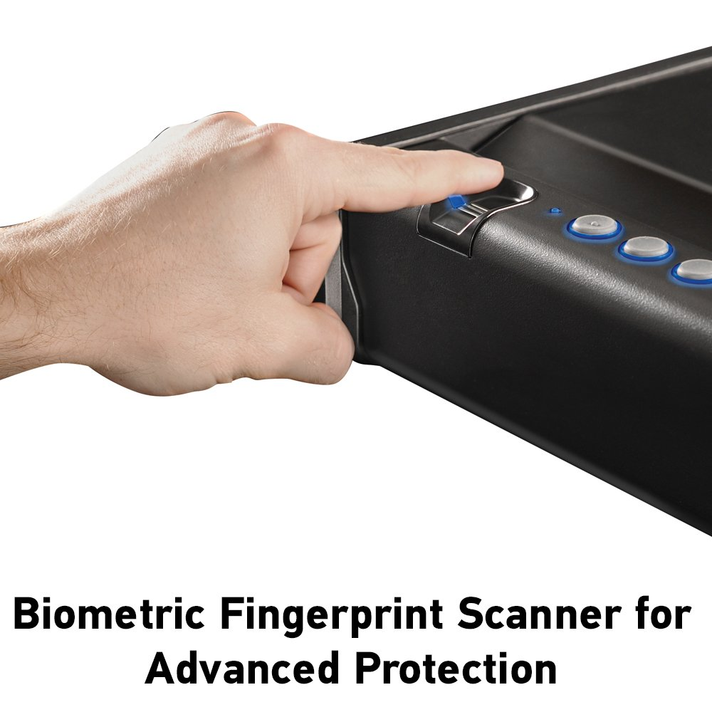 Top 10 Biometric Safe Reviews