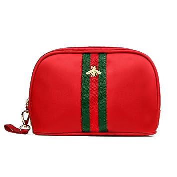 Amazon.com   Beatfull Designer Bee Small Cosmetic Bag for Purse in Bulk f744d2f3b52c4