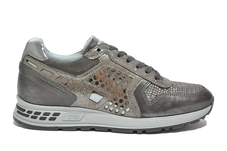 NERO GIARDINI Sneakers scarpe donna grigio 6182 mod. A616182D
