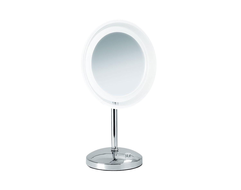Nicol 4025550.0 Mariella Kosmetikspiegel, Metall, Metall, Metall, Chrom, 23.0 x 23.0 x 42.0 cm 71a62c