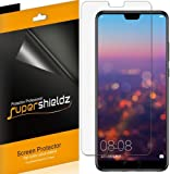 (6 Pack) Supershieldz for Huawei P20 Screen Protector, High Definition Clear Shield (PET)