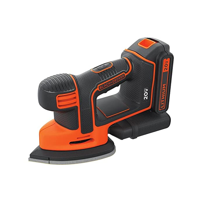The Best Black And Decker Orbital Sander Hook