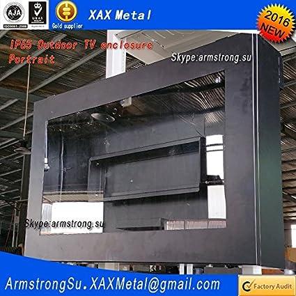 Al Aire Libre Impermeable TV gabinete para televisores LCD de 46 ...