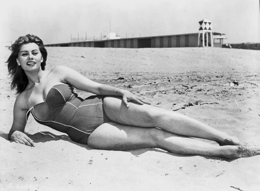 "Sophia Loren Photo Print 13x19/"""