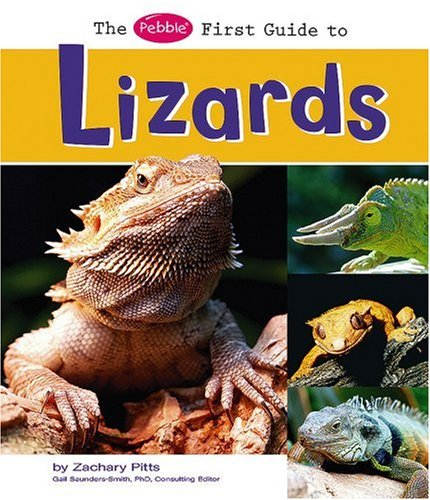 Download The Pebble First Guide to Lizards (Pebble First Guides) pdf epub