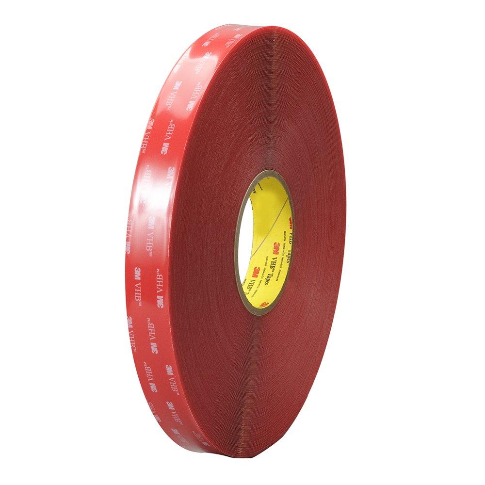 3M VHB 4910 Heavy Duty Mounting Tape - 5 in. (W) x