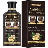 Hair Growth Shampoo,Anti-Hair Loss Shampoo,Hair Loss Shampoo,Hair Thickening Shampoo Helps Stop Hair Loss, Hair Growth…