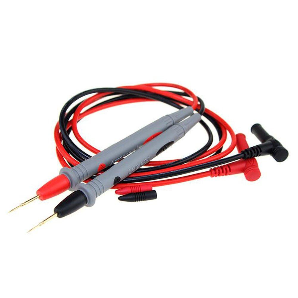 Polwer Multimeter Test Leads Pen, Digital Multimeter Probes Electrical Test Probe 20A 1000V