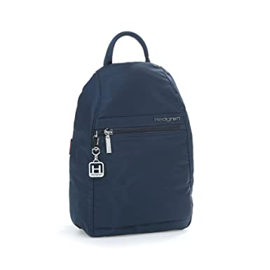 Inner City Vogue, Backpack Bag with RFID-Blocking Pouch