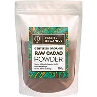 Pacific Organics Organic Raw Cacao Powder, 200g