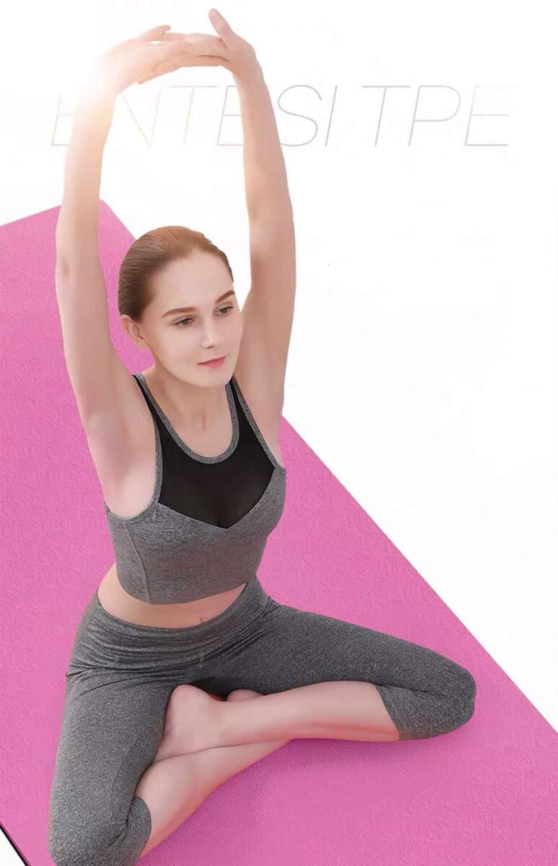 Le Stuoie per Lo Yoga A Casa Hanno Ampliato Lispessimento ...