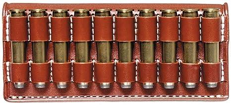 Triple K Rifle Cartridge Carrier, Walnut Oil