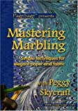 Mastering Marbling with Peggy Skycraft