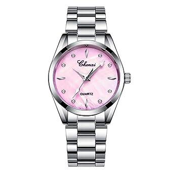 HWCOO Relojes de Pulsera para Mujer, 2019 Reloj para Mujer ...
