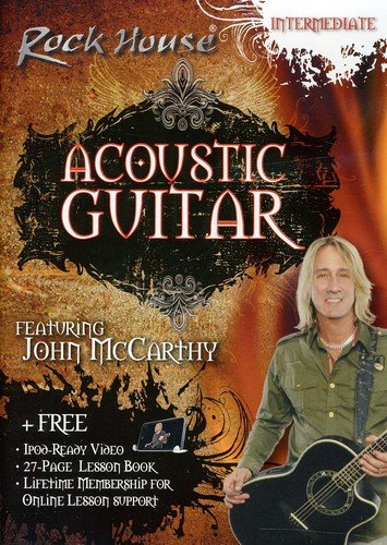 Essential Acoustic Guitar Lessons - John McCarthy's Acoustic Guitar - Intermediate Level