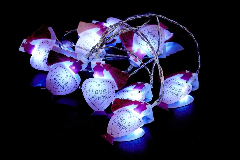 Groovy Harry Potter 2D String Lights Love Potion Decoration