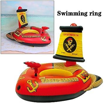 Amazon.com: Mini flor piscina flotador inflable piscina ...