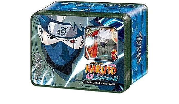 2009 DCV Naruto: Village Guardian lata micromuñecos en lata ...