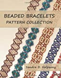 Beaded Bracelets Pattern Collection, Sandra Halpenny, 1456592378