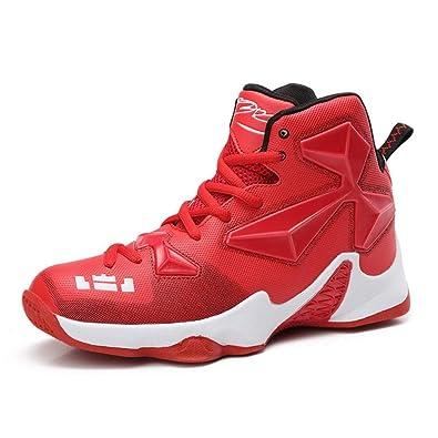 Zapatos de Baloncesto de Verano, Altos para Ayudar a ...