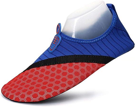 QXue Zapatos de Deportes Acuaticos Barefoot Unisex-Adulto ...