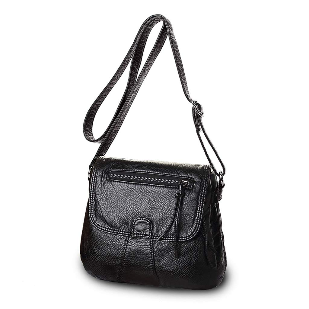 Womens Leather Shoulder Bag New Wild Broadband Network Handbag Fashion Shoulder//Messenger Bag Small