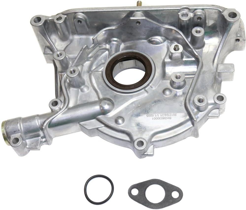 Evergreen OP4008 Fits 96-01 Honda Civic Acura Integra 1.6 1.8 2.0 DOHC B16A2 B18B1 B18C1 B18C5 B20B4 B20Z2 Oil Pump