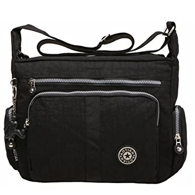 Bagtopia Large Capacity Women's Casual Shoulder Bags Waterproof ...